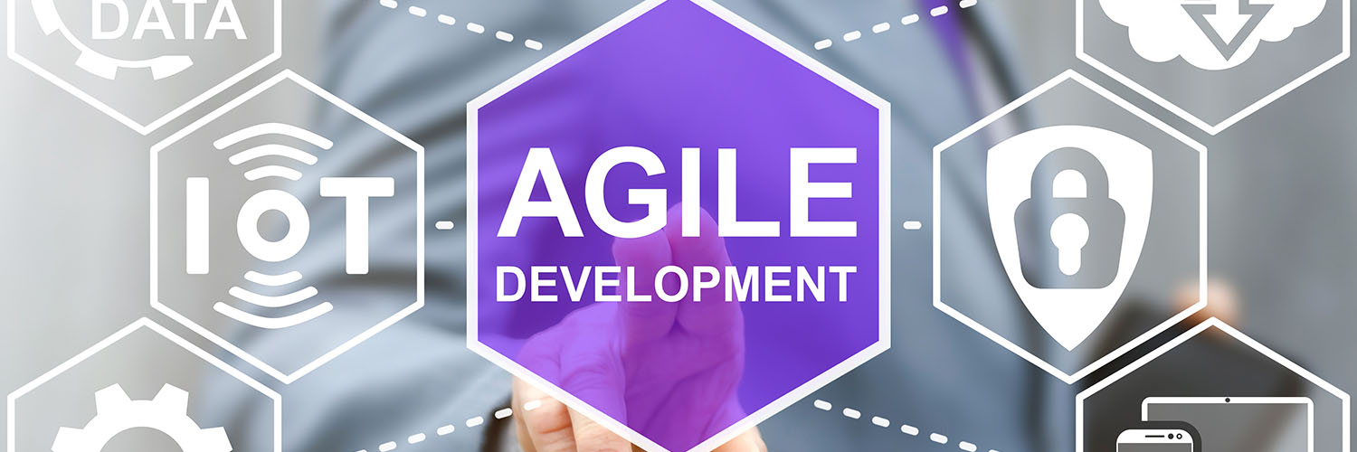 Agile development iot big data business integration web computer